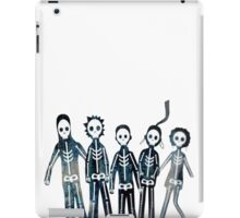 Hit By Lightning! iPad Case/Skin