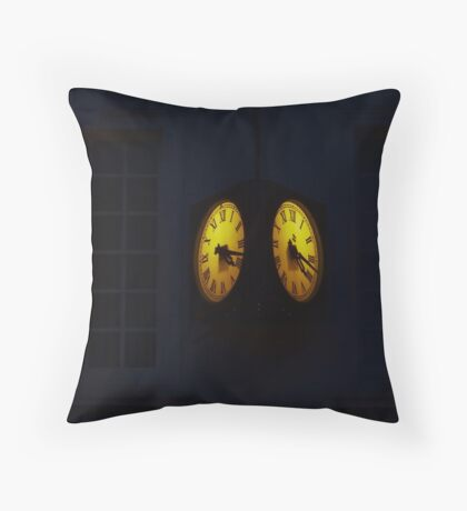 Imperfect Symetry Throw Pillow