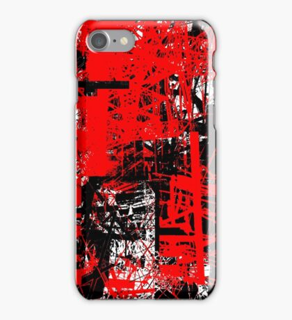 connection 19 iPhone Case/Skin