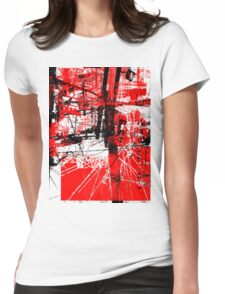 connection 18 Womens Fitted T-Shirt