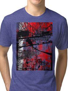 connection 17 Tri-blend T-Shirt