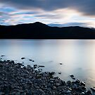 Catbells at Dusk by mattcattell