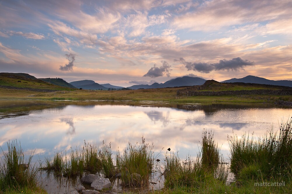 Tewit Tarn by mattcattell