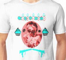 Kreayshawn; Cupcakes and Guns Unisex T-Shirt