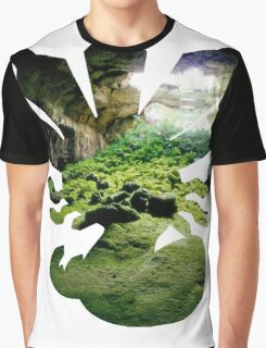 Zygarde used Camouflage Graphic T-Shirt