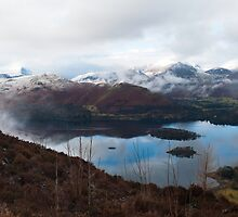 Derwent Water from Walla Crag by mattcattell