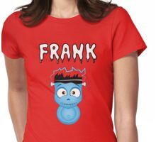 Halloween Fun Games - Frank Womens Fitted T-Shirt