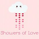 Showers of Love by sweettoothliz