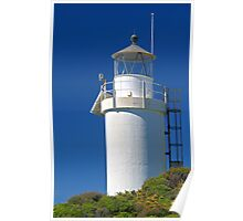 Cape Foulwind Lighthouse Poster