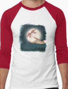 For You, The Moon Men's Baseball ¾ T-Shirt