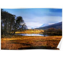 Scottish Countryside Poster