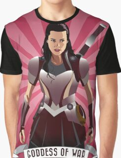 Lady Sif Graphic T-Shirt