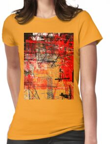 connection 10 Womens Fitted T-Shirt