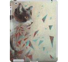 Kitten on the hunt. iPad Case/Skin