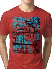 connection 9 Tri-blend T-Shirt