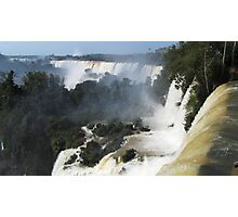 "Iguazu, Or, ""Poor Niagara"" Photographic Print"