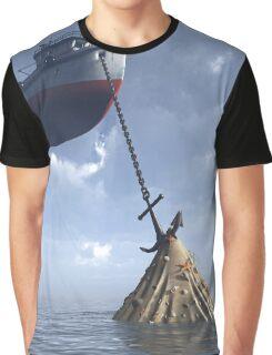 Dry Dock Graphic T-Shirt