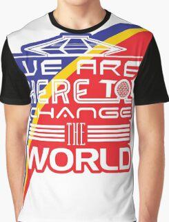 Captain EO - Change the World Graphic T-Shirt