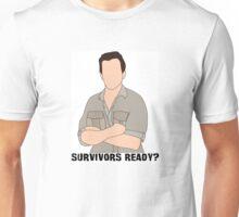 Survivors Ready? Unisex T-Shirt