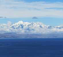 Lake Titicaca And Bolivian Coast by SlenkDee