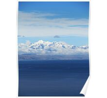 Lake Titicaca And Bolivian Coast Poster