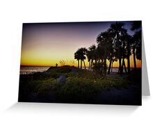 Tarpon Springs, Florida Greeting Card