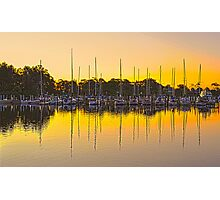 Tarpon Springs, Florida Photographic Print
