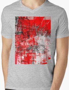 connection 6 Mens V-Neck T-Shirt