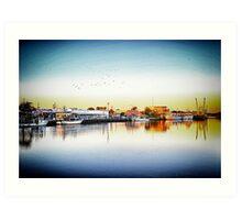 Tarpon Springs, Florida Art Print