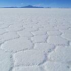 Uyuni Salt Flats by SlenkDee