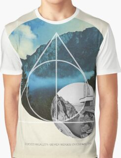 Echoes Reality Graphic T-Shirt