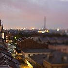 New Orleans Skyline by Alfonso Bresciani