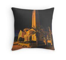Tarpon Springs, Florida Throw Pillow
