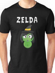 Halloween Fun Games - Zelda Unisex T-Shirt