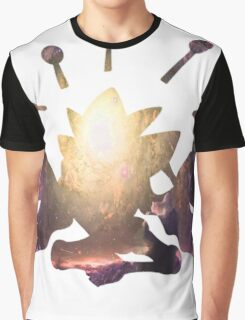 Mega Alakazam used Future Sight Graphic T-Shirt