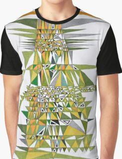 Tetris n. 4 Graphic T-Shirt