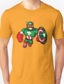 Captain Mexico Unisex T-Shirt