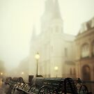 St. Louis Cathedral New Orleans by Alfonso Bresciani