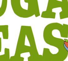 Catbug - Sugar Peas! Sticker