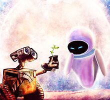 Wall-E by p1xer