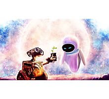 Wall-E Photographic Print