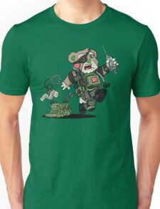 PATCHES (OD Green) Unisex T-Shirt