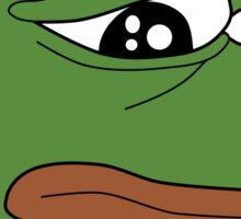 Original Dankest Pepe Sticker