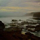 Ocean Mist. by Julie  White