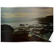 Ocean Mist. Poster