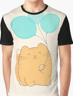 gil, the cat Graphic T-Shirt