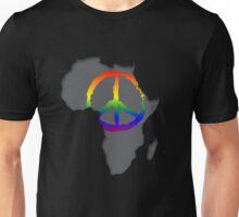Peace in Africa T-Shirt Unisex T-Shirt