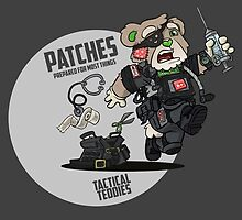 PATCHES (Black) by hiwez
