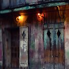 Preservation Hall - New Orleans (Vertical) by Alfonso Bresciani