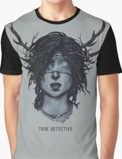 True Detective art Graphic T-Shirt